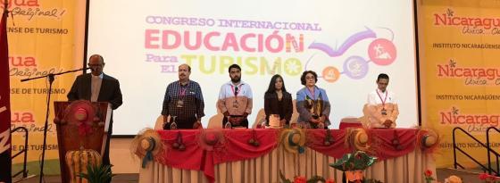 AEC en el Primer Congreso de Educación para el Turismo