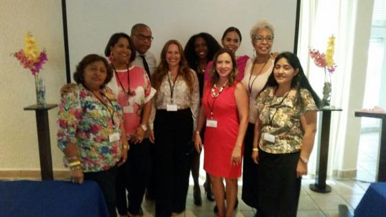 Taller para La Red Regional de Artesanos en Turismo en El Gran Caribe