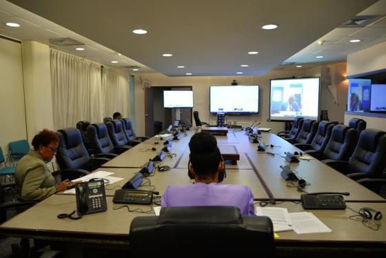 ACS Coordina Esfuerzo Regional ante COVID-19
