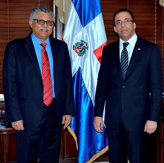 Misión Oficial en la República Dominicana
