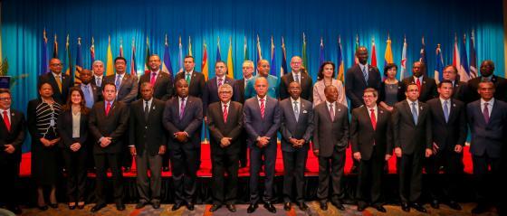 XXI Reunión Ordinaria del Consejo de Ministros