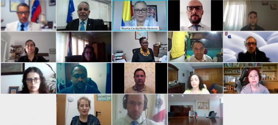 Segunda Reunión Extraordinaria de la Comisión del Mar Caribe