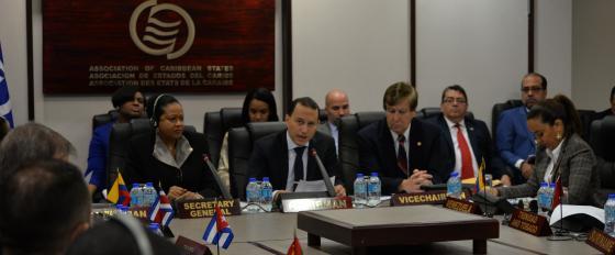 Primera Reunión de Coordinación de los Comités Especiales