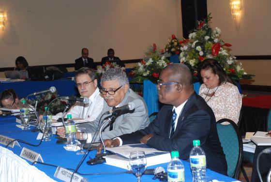 Reunión Preparatoria de la XXI Reunión Ordinaria del Consejo de Ministros