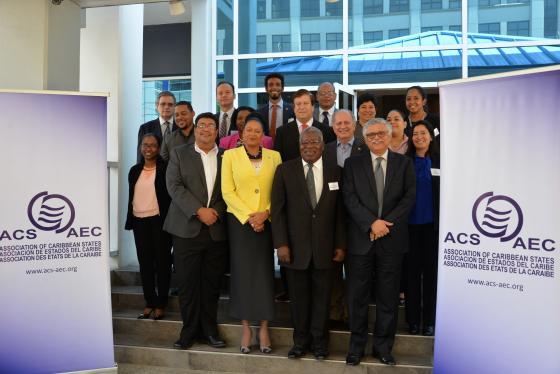 Fotos de la XVII reunión de la Comisión del Mar Caribe.