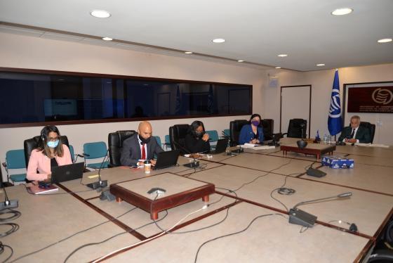 Segunda Reunión de la Subcomisión Conjunta: Jurídica, Científica y Técnica de la Comisión del Mar Caribe
