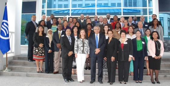 La Reunión del Proyecto Mecanismo de Cooperación Regional de la Zona de Turismo Sostenible del Gran Caribe