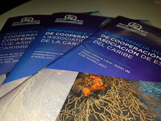 Conférence de Coopération Inaugurale de l'AEC (La Havane, Cuba)