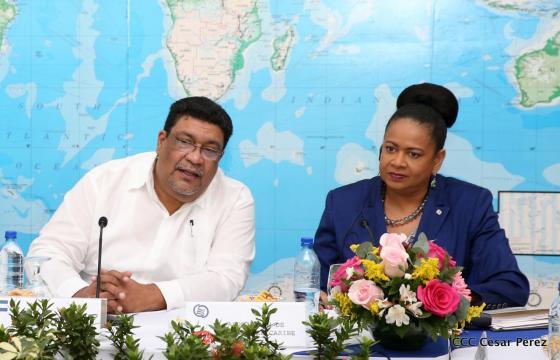 LIe Réunion du Bureau exécutif du Conseil des Ministres (Seul le Bureau), Nicaragua