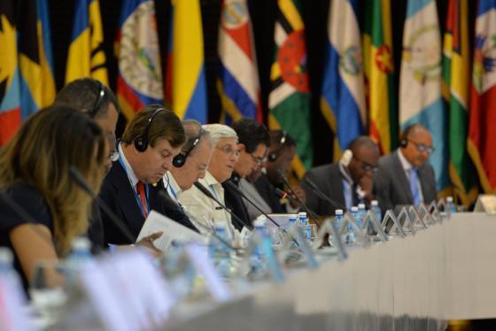Temps Fort - Réunion Préparatoire du Conseil des Ministres de l'AEC