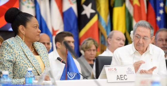 22ème Réunion Ordinaire du Conseil des Ministres de l'AEC