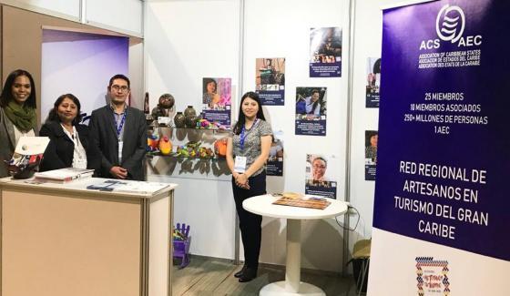 L'AEC à L'EXPO ALADI 2018