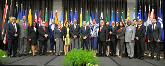XXe Réunion préparatoire intersessionnelle du Conseil des ministres de l'AEC