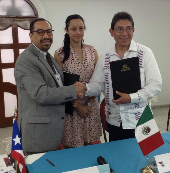 La Signature d'un Protocole d'Accord par l'AEC et CONPEHT