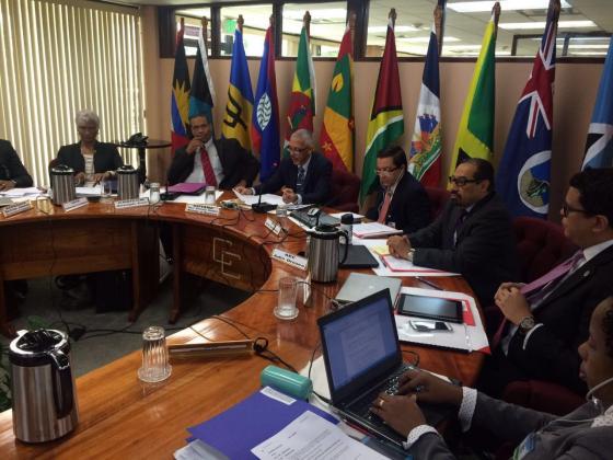 Réunion régionale pour l'évaluation des relations économiques et de coopération entre l'Amérique centrale, les Caraïbes et le Mexique du système économique de l'Amérique latine et les Caraïbes