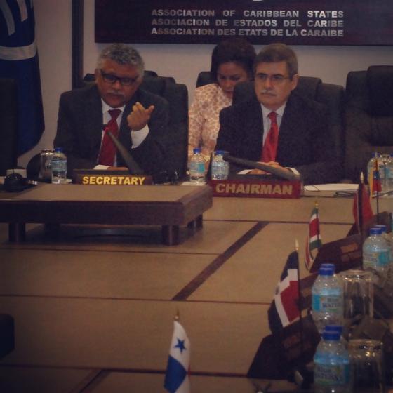 4ème Réunion de la Sous-Commission pour préparer le nouveau projet de Plan d'Action