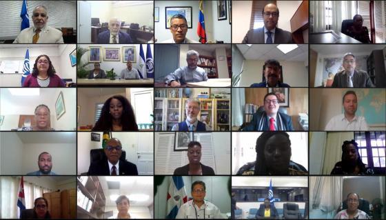 XXXVIe Réunion du Comité spécial sur le Développement du Commerce et les Relations Economiques Extérieures