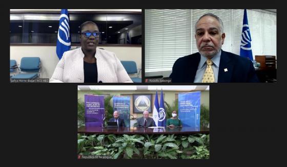 Lancement du 14ème Forum d'affaires de l'AEC