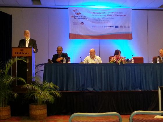 8th Caribbean Conference in Comprehensive Disaster Management