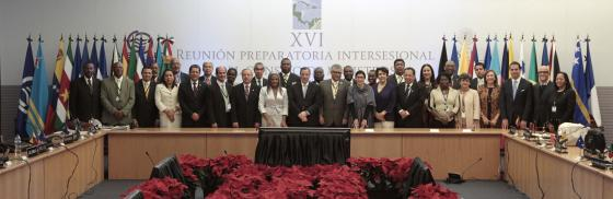 16th Intersessional Preparatory Meeting of the ACS Ministerial Council