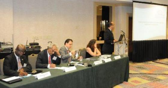 Inter-American Development Bank- Roundtable Dialogue
