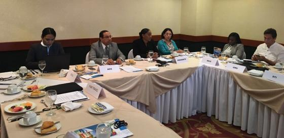 3RD MEETING OF THE STEERING COMMITTEE OF THE SUSTAINABLE TOURISM ZONE OF THE GREATER CARIBBEAN (STZC-SC)