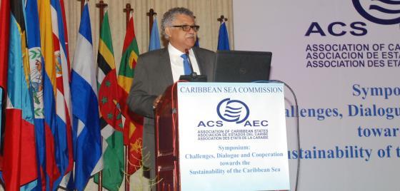 1st Symposium of the Caribbean Sea Commission