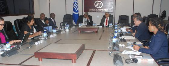 Meeting of Experts on Maritime Connectivity
