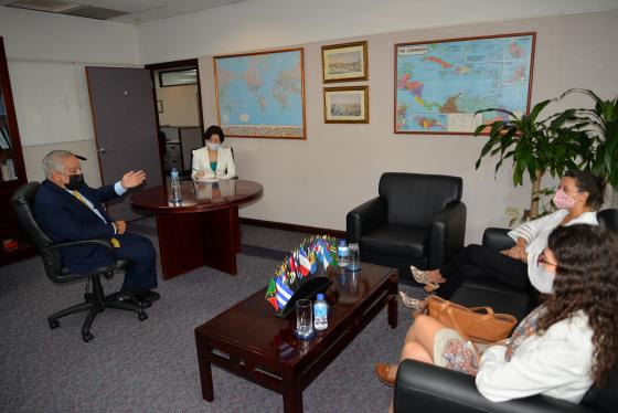 PRO Colombia & ACS Discuss Collaboration