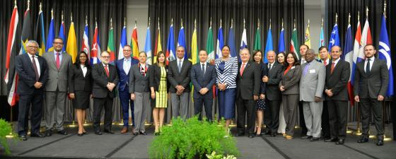 20th Intersessional Preparatory Meeting of the Ministerial Council