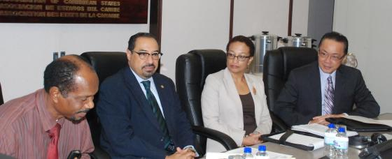 ACS Meeting with Tourism Authorities of Trinidad and Tobago