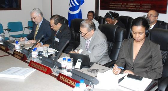 31st Meeting of the Special Committee on Budget and Administration