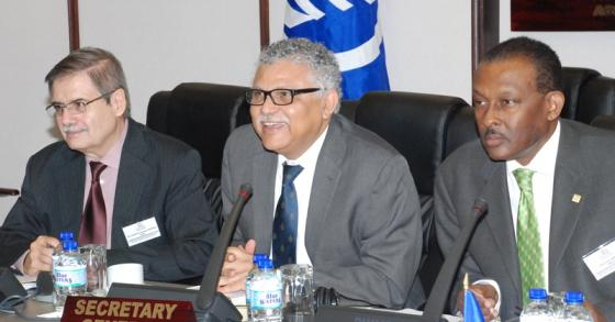 40th Meeting of the Executive Board of the Ministerial Council