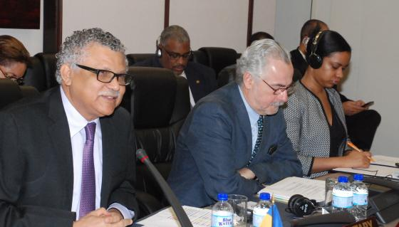 9th Extraordinary Meeting of the Special Committee on Budget and Administration