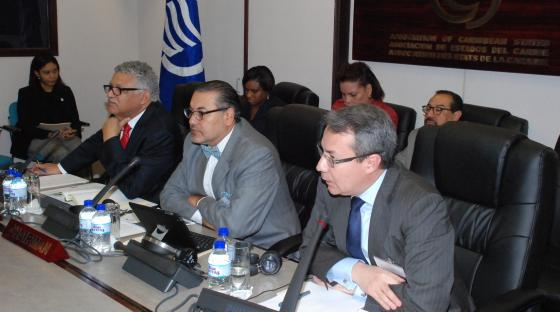 Meeting to Draft the Declaration of Merida: VI ACS Summit