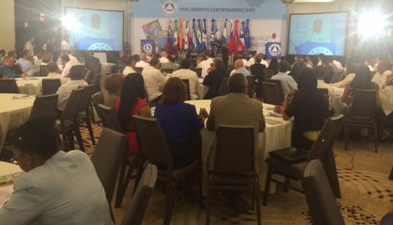"Parlamento Centroamericano- ""Multidestination Tourism – Regional and States Perspective"""