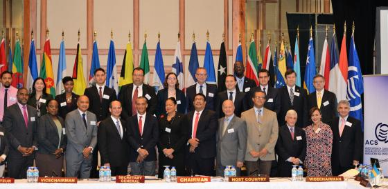 19th Intersessional Preparatory Meeting of the ACS Ministerial Council convenes in Port of Spain