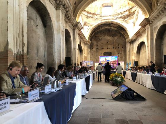 ACS Participates in the 64th Meeting of the UNWTO Regional Commission for the Americas