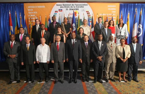 6th Extraordinary Meeting of the Ministerial Council of the ACS