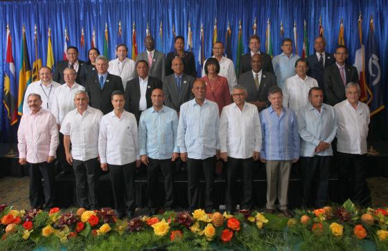 5th Summit of the Heads of State and/or Government of the Association of Caribbean States