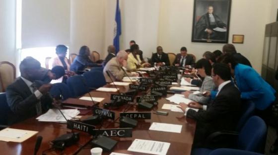 SICA-CARICOM Meeting