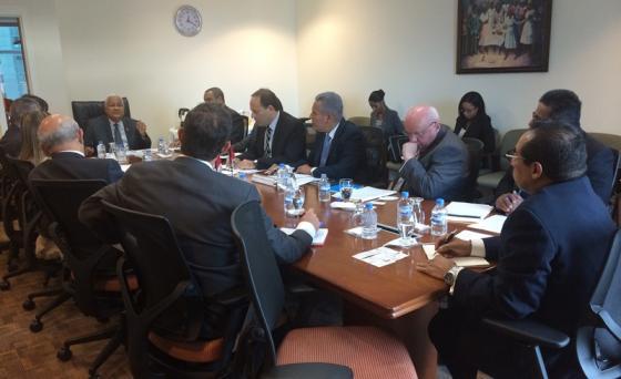 Technical Working Meeting between CAL and AVIANCA