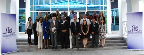 First Regional Meeting of the Caribbean Platform of Territorial Information for Disaster Prevention (PITCA)