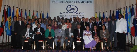 Official Photograph of the 1st Symposium of the Caribbean Sea Commission