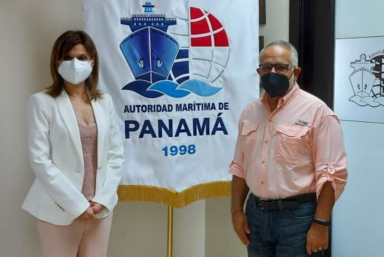 SG Meets with Panama Maritime Authority