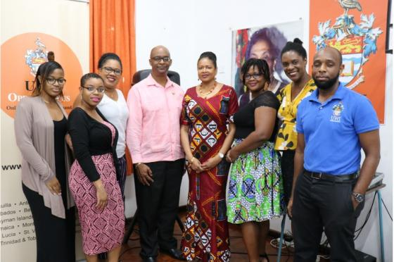SG Soomer Delivers Eugenia Charles Memorial Lecture